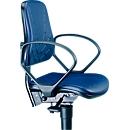 Standaard-armleuningen voor bureaustoel Solitec