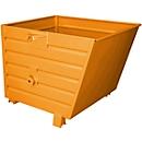 Stapelbare kiepbak BSK 90, oranje