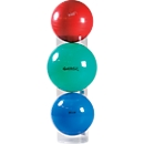 Stapelhilfe für Gymnastikbälle, durchsichtig, für Bälle von 55 bis 120 cm, 3er Set