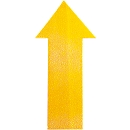 Stellplatz-Markierung Durable, selbstklebend in Pfeil-Form, für Böden, 10 Stück
