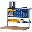 System-Aufbauten, für Werkbankbreite 1250 mm