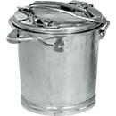System-Mülleimer, 35 l, mit Bügel