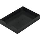 System-Schublade für Sortierstation Styro styrodoc, schwarz