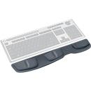 Tastatur-Handgelenkauflage, Stoff, schwarz