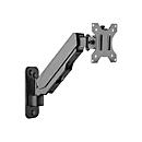 Techly - Wandhalterung (einstellbarer Arm)