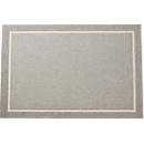 Teppich Fenix, PP, Florhöhe 4 mm, waschbar, B 1200 x T 1700 mm, Modell D