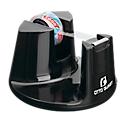 tesafilm® tafelafroller Easy Cut Compact, zwart