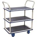 Tischwagen mit 3 Etagen von PRESTAR®