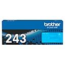Toner Brother TN-243C, Druckreichweite ca. 1000 Seiten, cyan