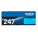 Toner Brother TN-247C, Druckreichweite ca. 2300 Seiten, cyan