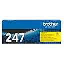 Toner Brother TN-247Y, Druckreichweite ca. 2300 Seiten, gelb