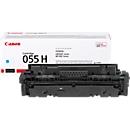 Toner Canon imageClass 055H C, cyan, 5900 S.