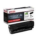 Toner Edding, kompatibel zu HP Q2612A black