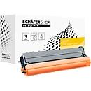 Toner Schäfer Shop, kompatibel zu Brother TN-423C, ca. 4000 Seiten, cyan