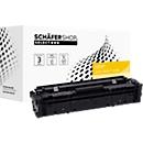 Toner Schäfer Shop, kompatibel zu Toner Canon 046H 1252C002, Druckreichweite ca. 5000 Seiten, Magenta