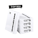 Top Deal Kopierpapier WhiteCopy, DIN A4, 75 g/m², reinweiß, 1 Karton = 10 x 500 Blatt