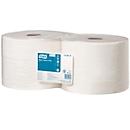 TORK® standaard papieren poetsdoek 320, 240 x 360 mm, 2 wielen
