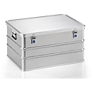 Transportbehälter, Aluminium, 156 l
