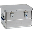 Transportbox Alutec CLASSIC 30, aluminium, 30 l, l 430 x b 335 x h 270 mm, cilindersloten