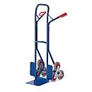 Trappensteekwagen 3 wielen, draagvermogen 150 kg, banden van massief rubber