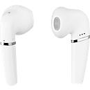 TWS kabellose In-Ear-Kopfhörer, 420 mAh Akku, Bluetooth 5.0, weiß, WAB Ladebox per Tampondruck