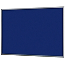 Uithangbord A1, 765 x 15 x 990 mm,  blauw