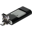 USB-Stick OTG schwarz/grau, 8 GB