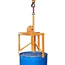 Vatengrijper 3P, spanwijdte van 270 tot 680 mm, oranje (RAL 2000)