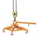 Vatengrijper 4P, 10 kg, oranje (RAL2000)