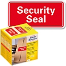 Veiligheidsetiketten Avery Zweckform Security Seal, rechthoekig, 38 x 20 mm, 200 st.