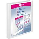 VELOFLEX presentatieringmap VELODUR, A4, 2-voudig ringmechanisme, rugbreedte 20 mm