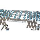 Verbindingsstuk voor schaar-rollenbaan, baanbreedte 500 mm