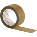 Verpackungs-Klebeband Qtape® 222, braun, 6 Rollen