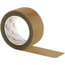 Verpakkingsplakbandband Qtape® 222, bruin, 6 rollen