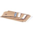 Versandtaschen, aus Wellpappe, DIN A5, 25er Pack
