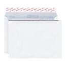 Versandtaschen Elco Proclima, C4, FSC-Altpapier, hochweiß, ohne Fenster, 50 Stück