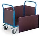 Vierwandwagen, 1600 x 770 mm, draagvermogen 1.200 kg