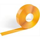 Vloermarkeringstape Durable, bestand tegen heftruck, zelfklevend, 30 m lengte, geel