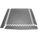 Vloertegel Tough-Lock Eco, 500 mm, 4 stuks