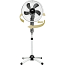 Vloerventilator Fakir prestige, 360° rotatie, afstandsbediening, 3 windmodi, 3 snelheden, 3 snelheden