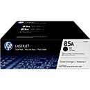 Voordeelpakket 2x HP LaserJet CE285AD printcassettes zwart