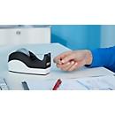 Voordeelset tafelafroller tesa Easy Cut® ORCA + 8 rollen tesafilm®, voor rollen tot B 19 mm