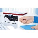 Voordeelset tafelafroller tesa Easy Cut® ORCA + 8 rollen tesafilm®, voor rollen tot L 33 m x B 19 mm