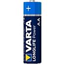 Voordeelset VARTA batterijen High Energy, Mignon AA, 1,5 V, 4 stuks