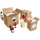 Vouwdozen voor gevaarlijke goederen G4, 175 x 155 x 213 mm, 10 st.