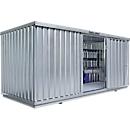 Vrijstaande container SAFE TANK 1700, WGK 1-3