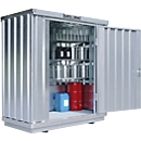 Vrijstaande container SAFE TANK 300, WGK 1-3