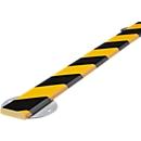 Wall Protection Kit, Typ F, 1-m-Stück, gelb/schwarz