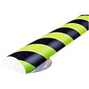 Wall Protection Kit, Type C+, 0,5 m, fluorescerend (bij daglicht)