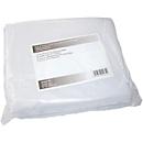 Wegwerp plastic zak voor EBA papierversnipperaar 3140 S/C